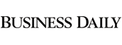 A logo from business daily online.
